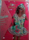 Barbie Card  Your-re Sprcial! 1994
