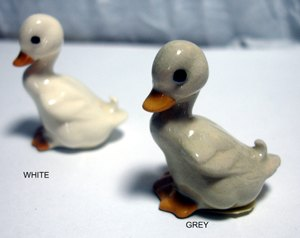 Bird - Duck Papa Grey