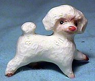 Dog - Poodle Toy